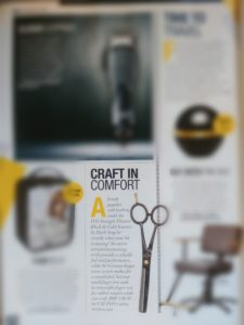 Dark Stag in Salon Business Magazine